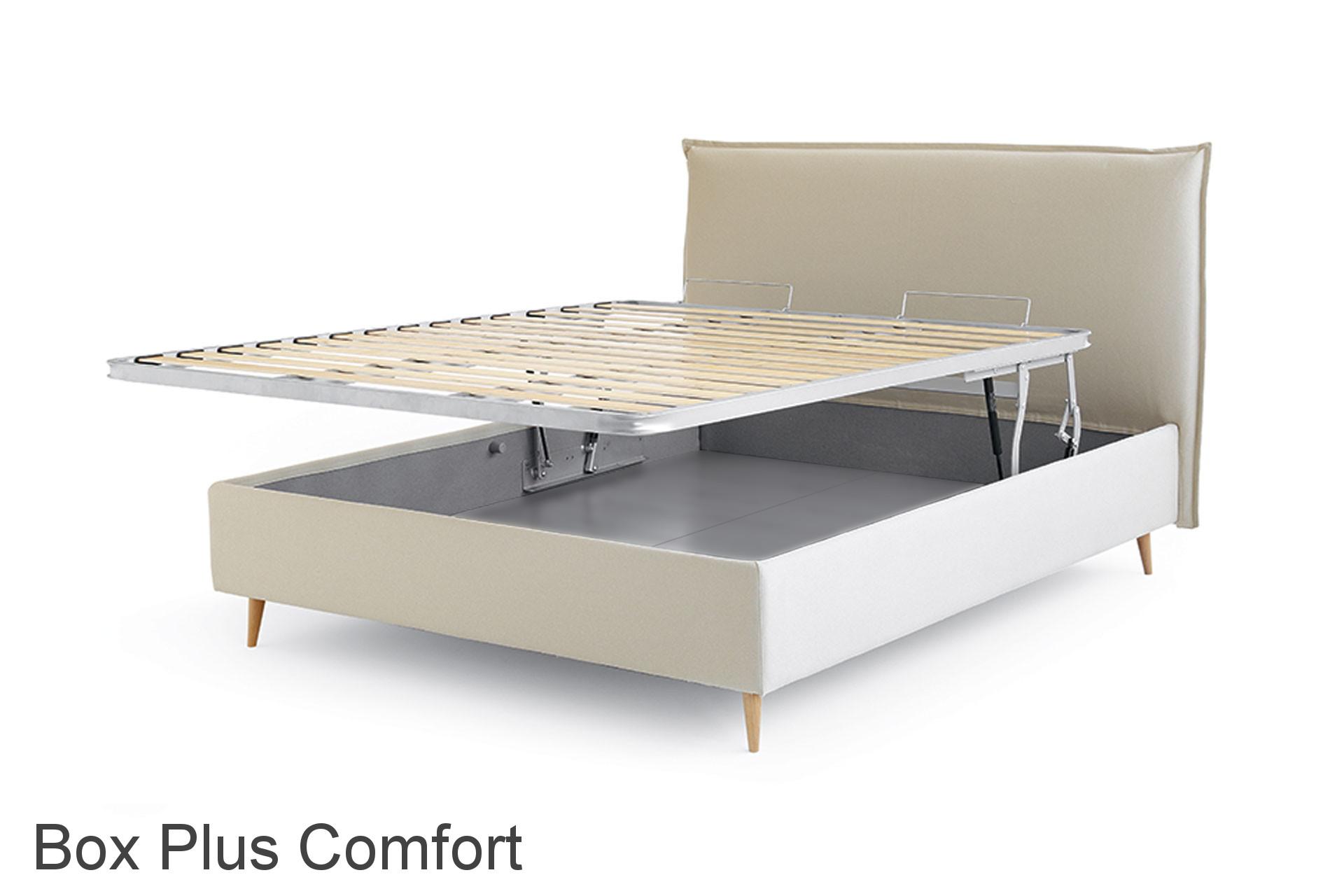 Letto dizzy materassi materassi bologna sogni d 39 oro for Noctis folding box