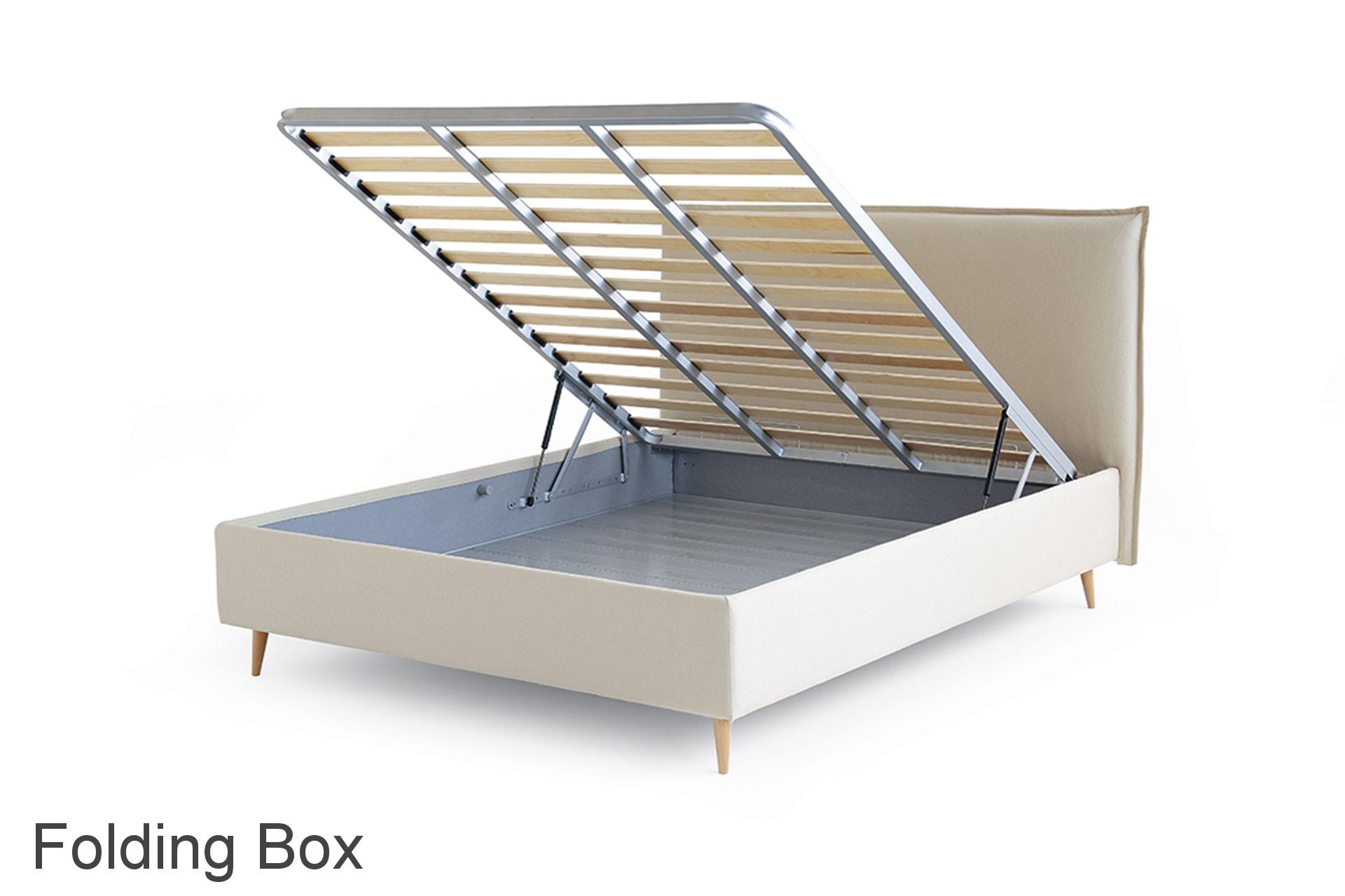 Letto eden advance materassi materassi bologna sogni for Noctis folding box